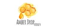 Amber Drop Honey Logo