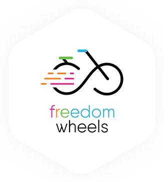 Freedom Wheels Project Logo