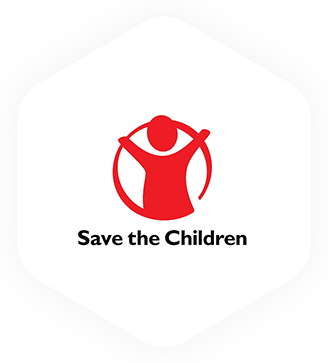 Save The Children Project Page Logo